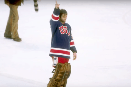 Jim Craig, 1980 Olympic Gold Goaltender