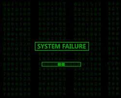 When EOS implementation fails.